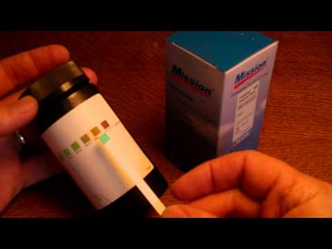 How to test for Diabetes Type 2 -a quick urine test for diabetes