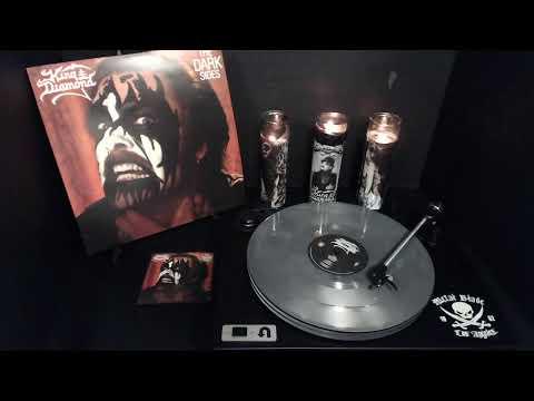King Diamond - The Dark Sides LP Stream