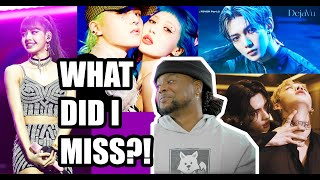 LISA - MONEY, ATEEZ - Deja Vu, Stray Kids - Red Lights, HyunA&DAWN - PING PONG MV | REACTION!!!