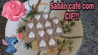 Sabão de Café com CIF!!!!Power no BRILHO !!!