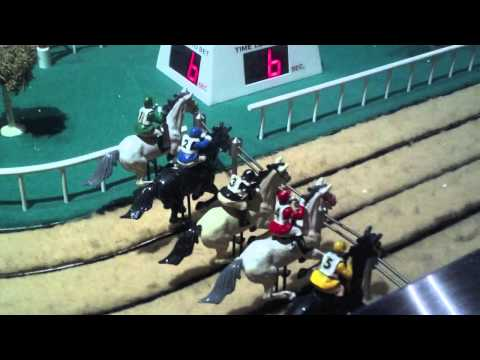 Sigma Derby Horse Racing At MGM Grand