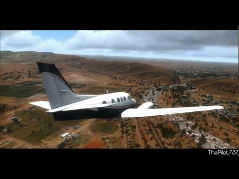 [FSX] ORBX YBAS Alice Springs / 100 Subscribers !!!