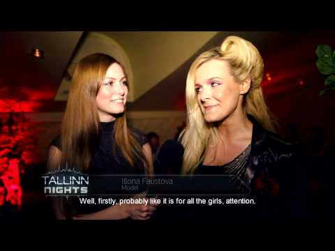 Tallinn Nights - Clublife TV-Show - Official Video / English Subtitles [HD]