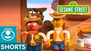 Sesame Street: Wild West | Bert and Ernie's Great Adventures