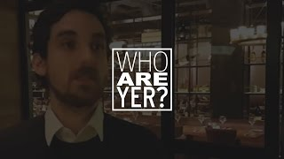 Who Are Yer? // Tomas Maunier