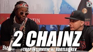 2 Chainz discusses upcoming album and importance of Atlantas influences on The Real After Party