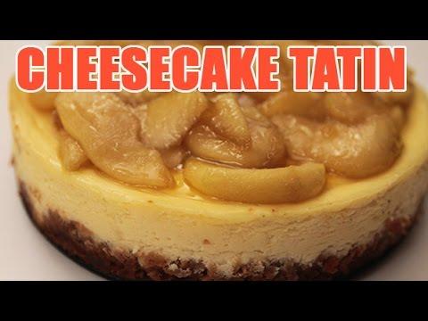 recette-cheesecake-tatin---tarte-tatin-facile
