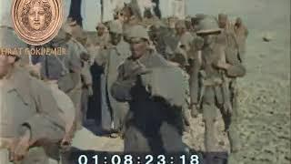 1918 -  Bağdat'ı Ele Geçiren İngilizler Ve Esir Osmanlı Askerleri