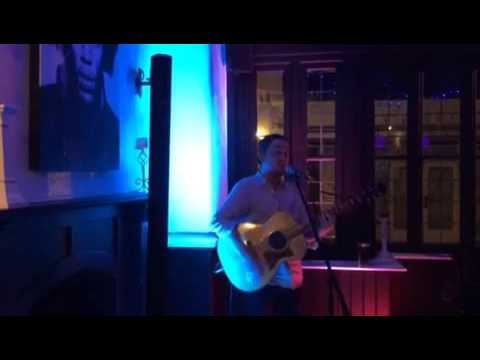 Alex Bay - Waiting in Vain - Bob Marley cover Open Mic Night
