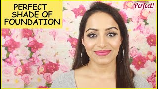 Choosing the right foundation shade   Beauty & Style   Perfect! by Pyar.com