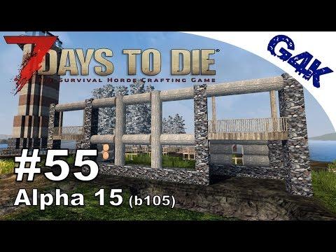 7 Days To Die | Natural Design | 7 Days to Die Gameplay Alpha 15 | S09E55