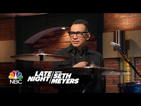 Fred Armisen Has a Unique April Fool's Tradition