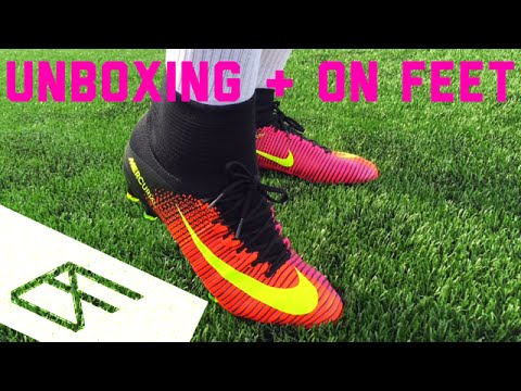 look for 84cf8 30913 Nike Mercurial Superfly V Unboxing + On Feet AFE footballism ...