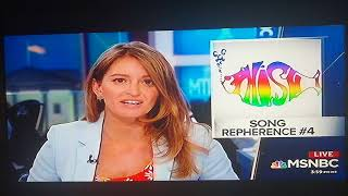 Katy Tur - A Phish Out of Water - Meet the Press Daily - 8/17/2018