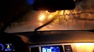 Поездка в Бенаавис, горный ручей, дождь и чаепитие, Марбелья, Коста-дель-Соль, 01/11/2015