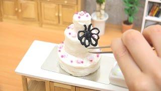 MiniFood cake 食べれるミニチュアケーキ thumbnail