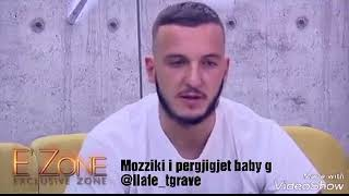 Mozzik flet per Baby G pas ndarjes nga grupi!