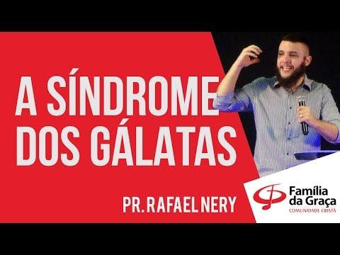 Culto de cura e libertação Família da Graça 23/04/2019 - Pr. Rafael Nery