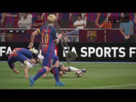 Live FIFA 17 - BLACK VCS CUBA NOOB