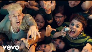 Download Machine Gun Kelly, YUNGBLUD, Travis Barker - I Think I'm OKAY [Official Music Video] Mp3 and Videos