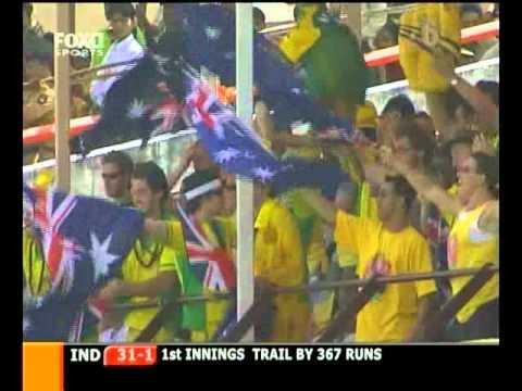 2004 India Vs Australia - 3rd Test HIGHLIGHTS