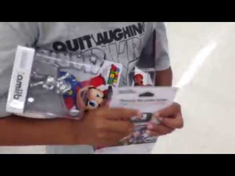Nintendo Splatoon Amiibo Unboxing From Toys R Us Boy And Girl