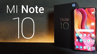 Mi Note 10 - Greek Review