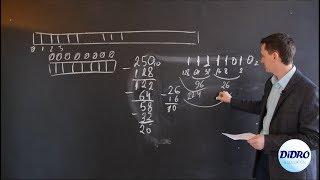 Подготовка к ЕГЭ. Информатика. Быстрый перевод чисел. Подготовка к заданию 1 ЕГЭ