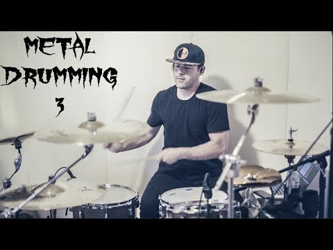 Metal Drumming 3