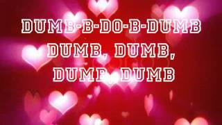 Sean Kingston - Dumb Love - 2010 - Lyrics on Screen
