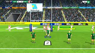 Rugby League 18 Trailer (Google Play)