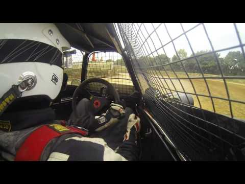 ek autocross st georges bjorn versluys Qualifying 2