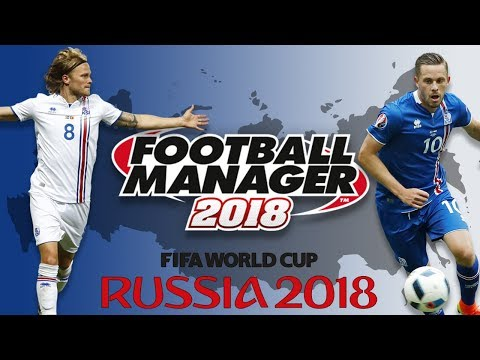 World Cup Challenge | Iceland - Part 1 | Football Manager 2018