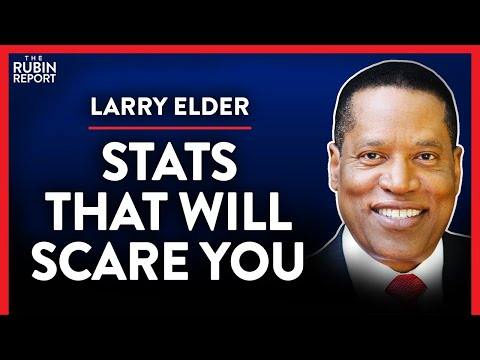Scary Stats That Democrats Don't Want You to Know (Pt. 2) | Larry Elder | POLITICS | Rubin Repo