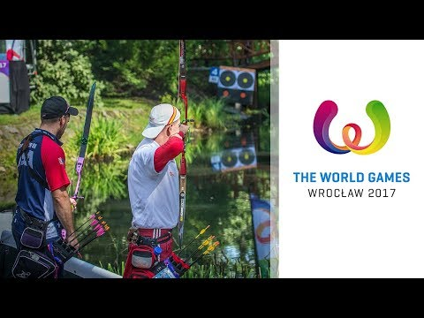 Partial session: Barebow field archery finals | Wroclaw 2017 World Games