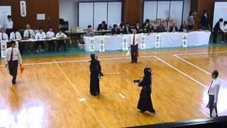 仙台市中学校新人剣道大会5  平成24年10月6日