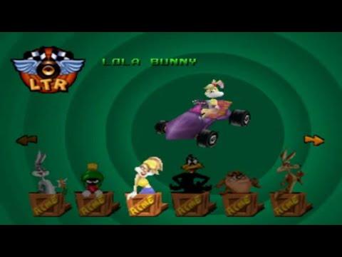 Looney Tunes Racing:Rascal [Lola Bunny]
