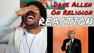 Dave Allen on Religion REACTION - DaVinci REACTS