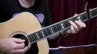 Christmas in The Sand Colbie Caillat Guitar Lesson with Shawn Fleming