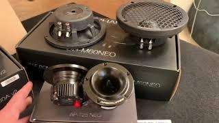 DEAF BONCE PRO AUDIO COMBOS! (SYLVESTER / ARNOLD / M6NEO)