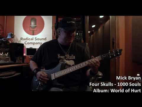 Mick Bryan - Planet Tone Poundcake Humbucker Demo 1080p