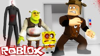 SCARIEST JUMPSCARE IN ROBLOX! (Roblox Horror Elevator)