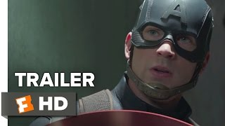 Captain America: Civil War TRAILER 1 (2016) - Scarlett Johansson, Chris Evans Movie HD