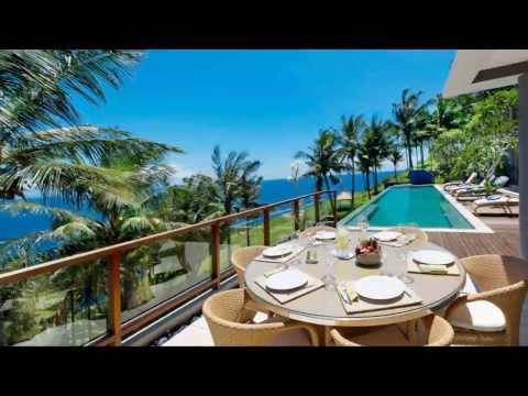 Malimbu Cliff Villa - Lombok, Indonesia