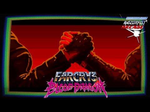 RazörFist Arcade: BLOOD DRAGON