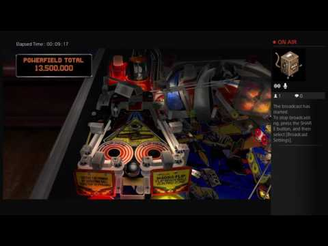 GenericAmmo's Live PS4 Broadcast