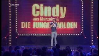 Atze Schröder bei Cindy