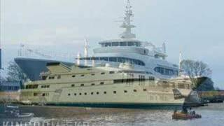 Gigayachts - maritime dreams and awesome wealth
