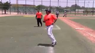 Resultados de la liga de sofbol STAUS, Jornada #10, sábado 01 de junio de 2019