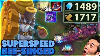 QUADRAKILL WHILE I'M DEAD | EDITORS HUGE SURPRISE | 1,000 AP SINGED - BunnyFuFuu